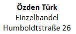 Özden Türk Einzelhandel